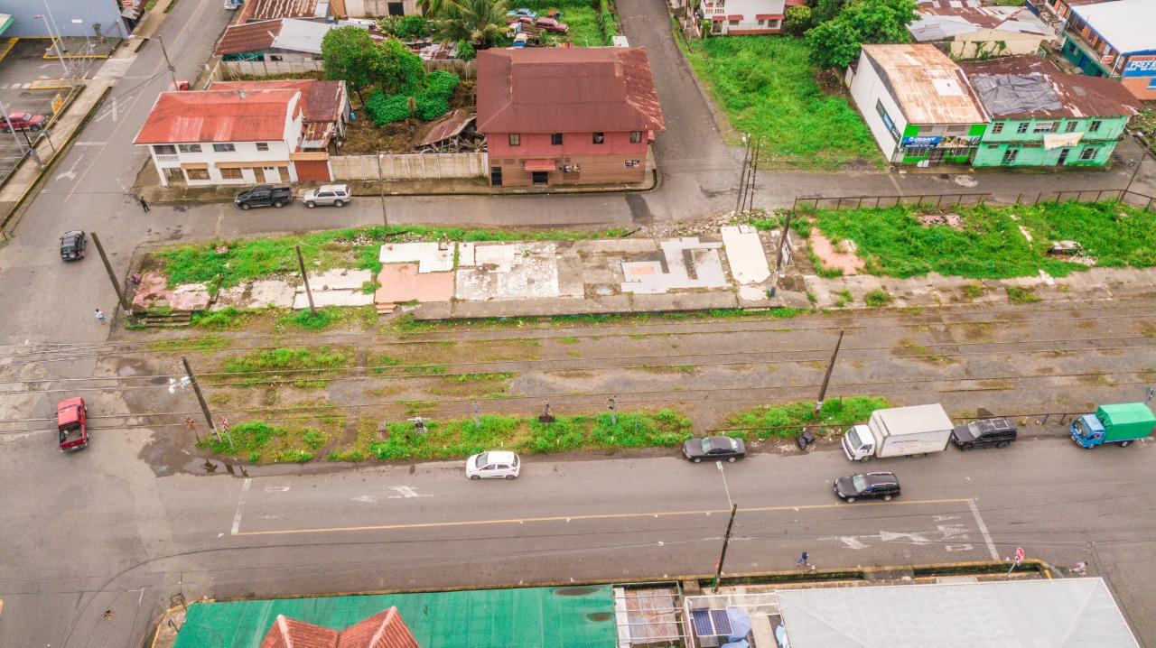 La municipalidad de Siquirres pretende recuperar los predios del ferrocarril para convertirlos en un centro logístico y turístico.